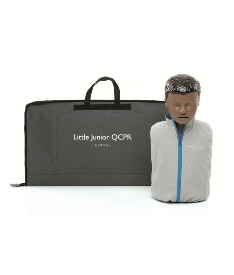 Little Junior QCPR - Laerdal Mannequin enfant version noire