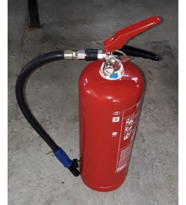 Extincteur de formation rechargeable à pression permanente