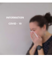 Information hygiène mannequins Laerdal Virus - COVID 19