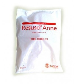 Voies respiratoires Resusci Anne - Lot de 24