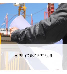 QCM d'entrainement à l'examen AIPR - Niveau  Concepteur