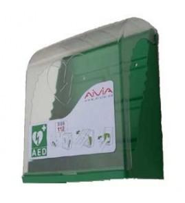Support mural d\'intérieur pour défibrillateur AIVIA S