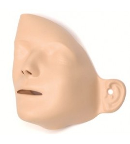 Masques de visage Little Anne - Lot de 6