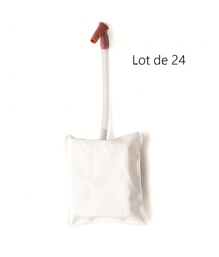 Voies respiratoires New Baby Anne - Lot de 24