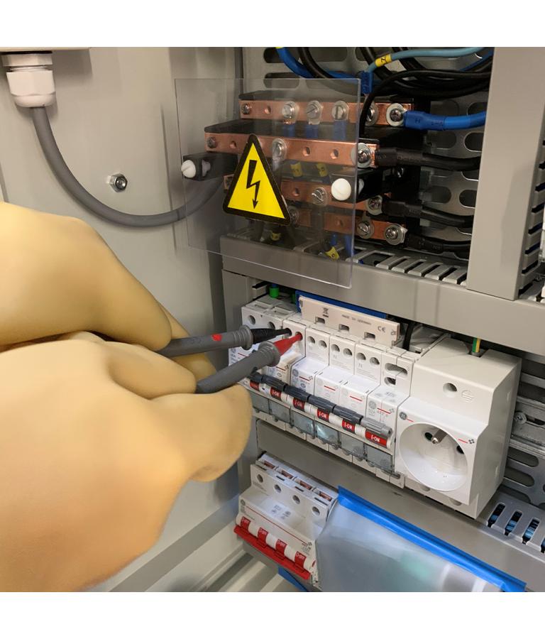 Armoire électrique de formation version 2019