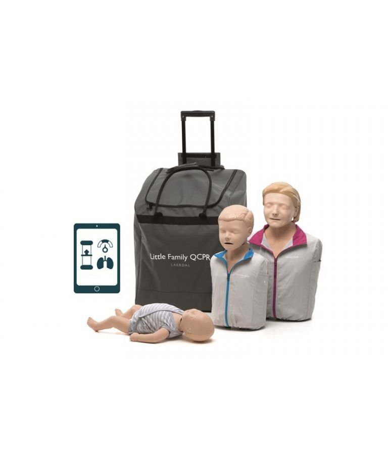 Pack Little Family QCPR