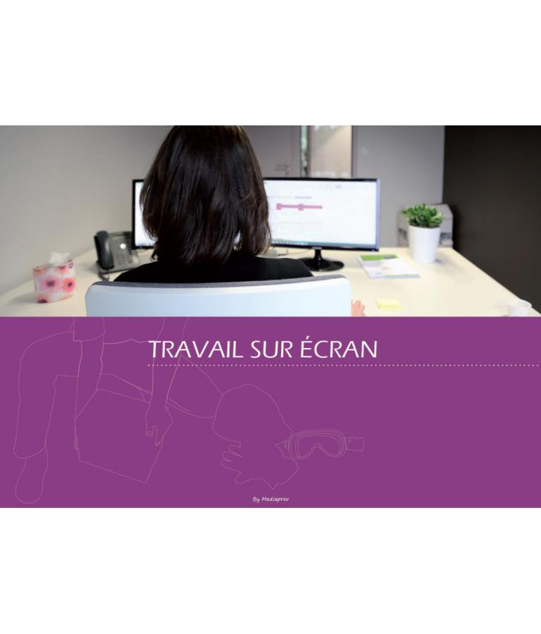 Support de cours formateur - Travail sur écran