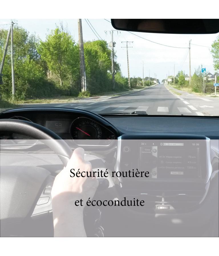 Sécurité routière et écoconduite