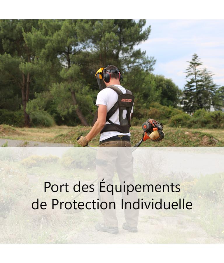 Port des Équipements de Protection Individuelle