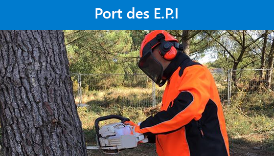 Port des EPI